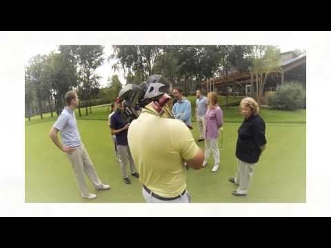 Wermuth Asset management- team building at golf cl
