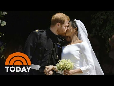 Royal Wedding: Harry And Meghan Leave St. George鈥檚 Chapel As Husband And Wife | TODAY