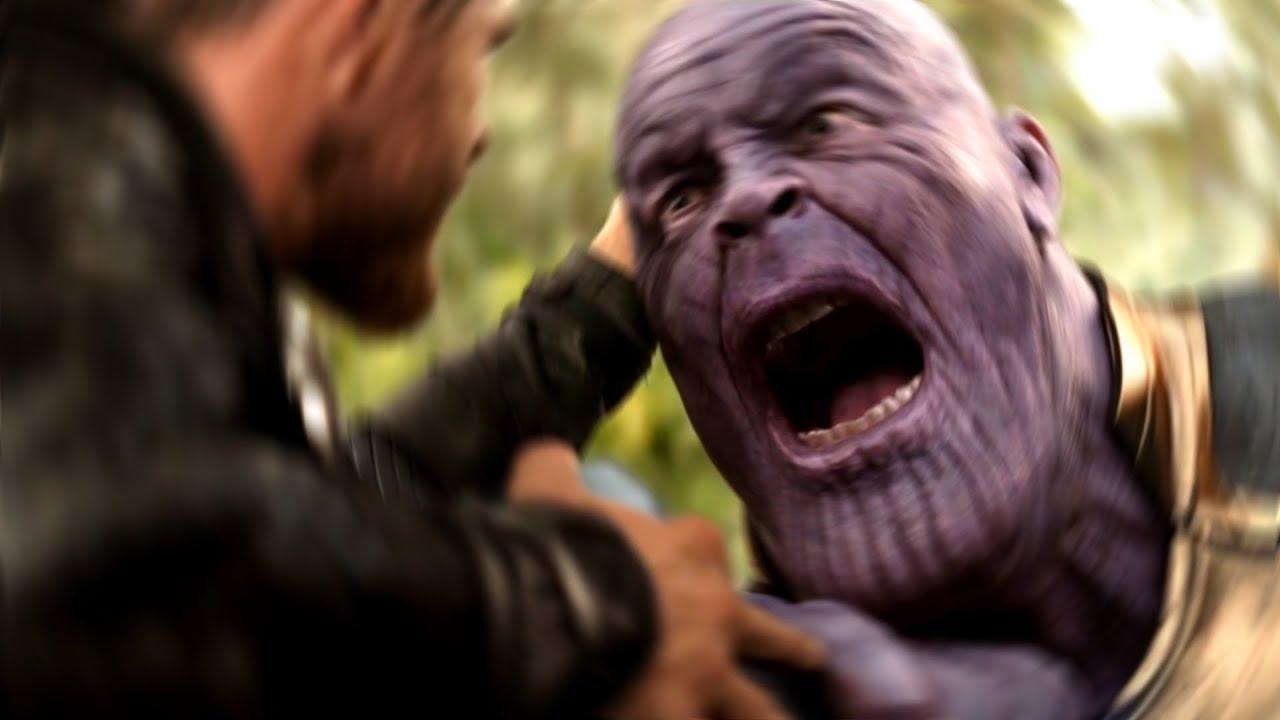 The Most Suspenseful Thanos Snap - YouTube
