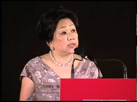 20th Annual Conference Gala Awards Dinner - Honoree:  Laura M. Cha
