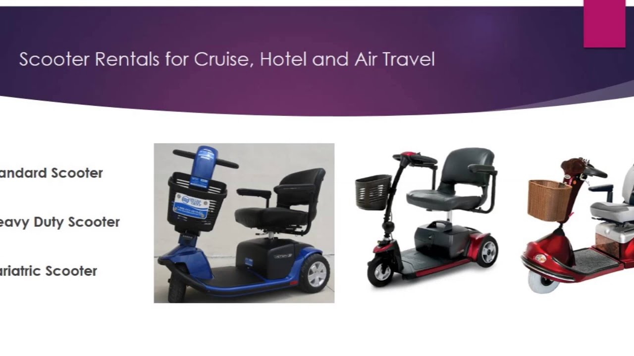 Special Needs at Sea Wheelchair rental