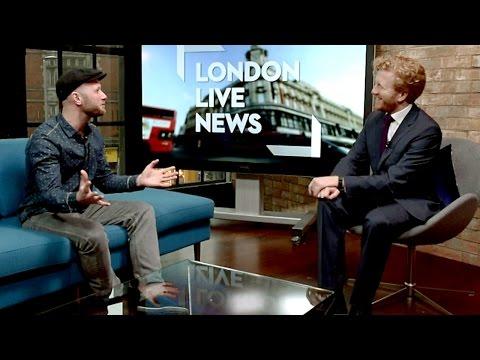 Albert Man - Interview - London Live