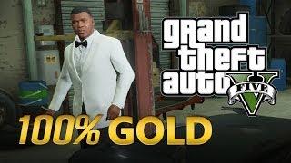 GTA 5 - Infiltrado Walkthrough (GTA 5 100% Gold Medal)
