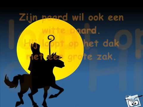 Sinterklaas Gedicht Youtube