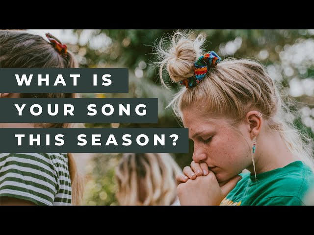 Having A Song For Your Season | Pastor Leslie