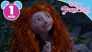 Brave   Queen Elinor 🐻 at Breakfast with Merida   Disney Princess