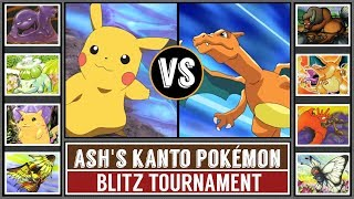 Ash's Kanto Pokémon Tournament! (Pokémon Sun/Moon)