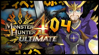 Monster Hunter 4 Ultimate - Part 4 ANGRY Den Mothers!