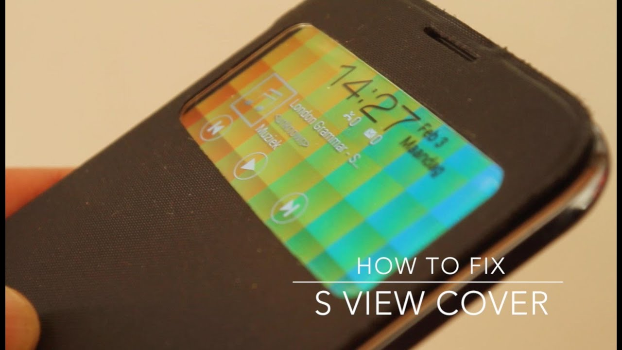 How to fix the s view cover for galaxy note 2 gt n7100 gt n7108 how to fix the s view cover for galaxy note 2 gt n7100 gt n7108 youtube ccuart Image collections