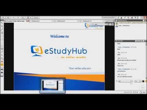EStudyhub Online Tuitions, Sample Tutoring - Chemistry (www.estudyhub.com)