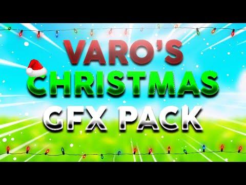 NEW FORTNITE CHRISTMAS GFX PACK (iOS GFX)