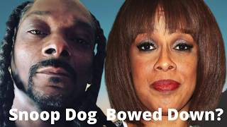 Snoop Dogg Crawls Back On His Knees With This New Message To Gayle King!
