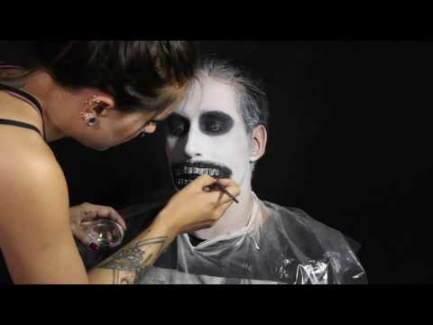 "Beauty Horror: ""BABADOOK"" Terror Movie Makeup"