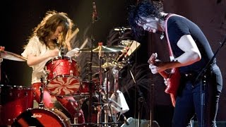 [HD] The White Stripes - Death Letter/Grinnin
