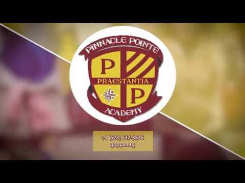 Charter Schools in Glendale AZ, Pinnacle Pointe Academy!