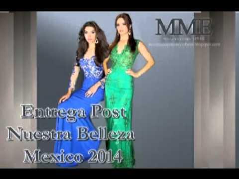 Entrega Post Nuestra Belleza Mexico 2014 PARTE 1/3