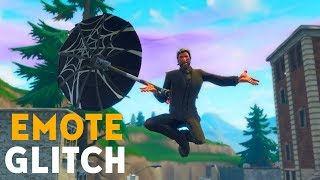 Glitch To EMOTE WHILE MOVING & GLIDING In Fortnite