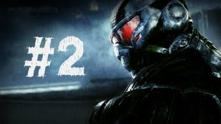 Crysis 3 Gameplay Walkthrough Part 2 - Welcome to the Jungle - Mission 2