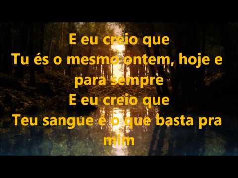 Gabriela Rocha - Creio em Ti (Still Believe) Com Letra