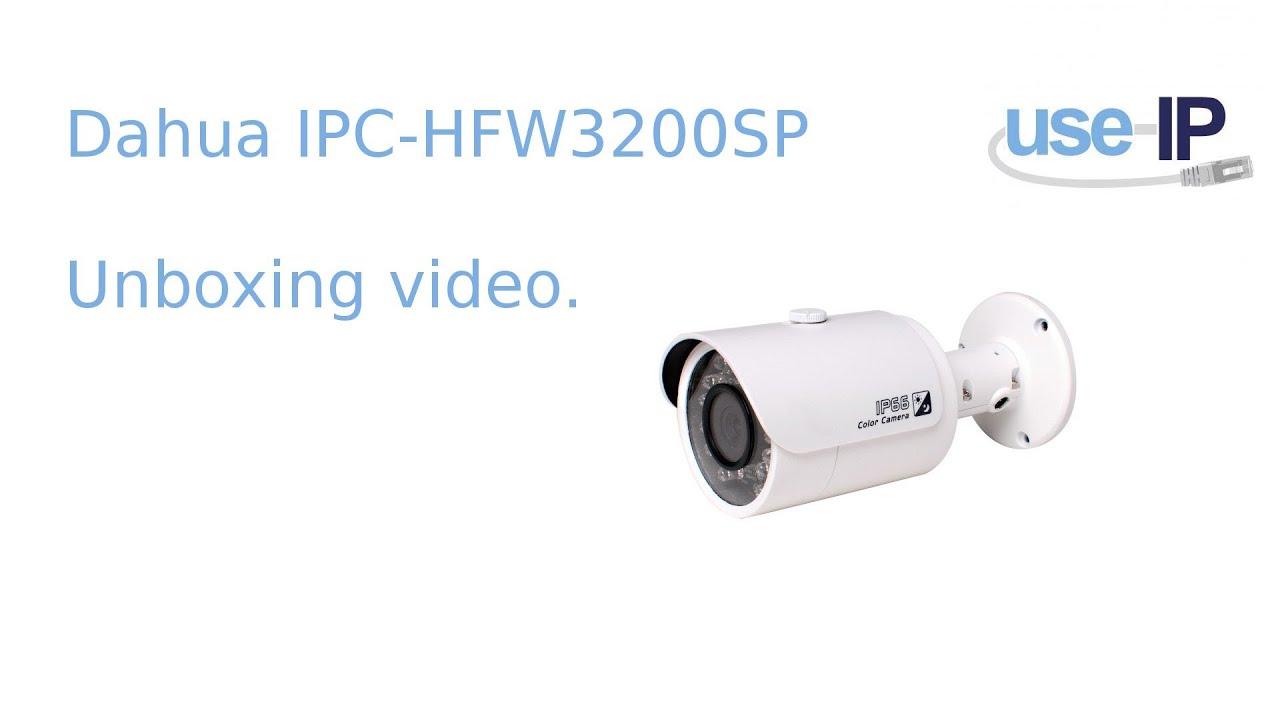 Dahua IPC-HFW3200SP IP Camera Review   IP CCTV Forum for IP