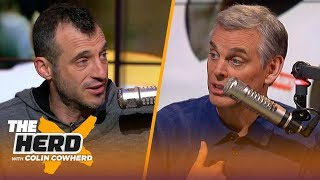 Brady as a 49er or Charger isn't happening, talks Zion vs Luka & 76ers' future — Gottlieb | THE HERD