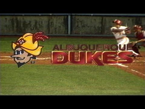 Albuquerque Dukes  TV Commercial 1990