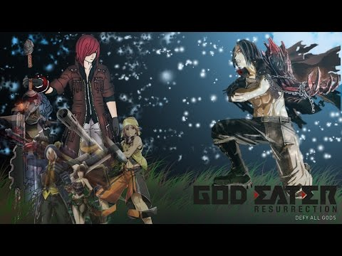 God Eater Resurrection Movie Lindow's Return Arc