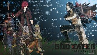 God Eater Resurrection Movie Lindow