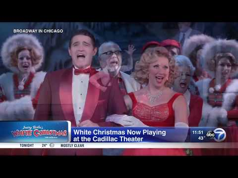 'White Christmas: The Musical' opens at Cadillac Palace Theatre