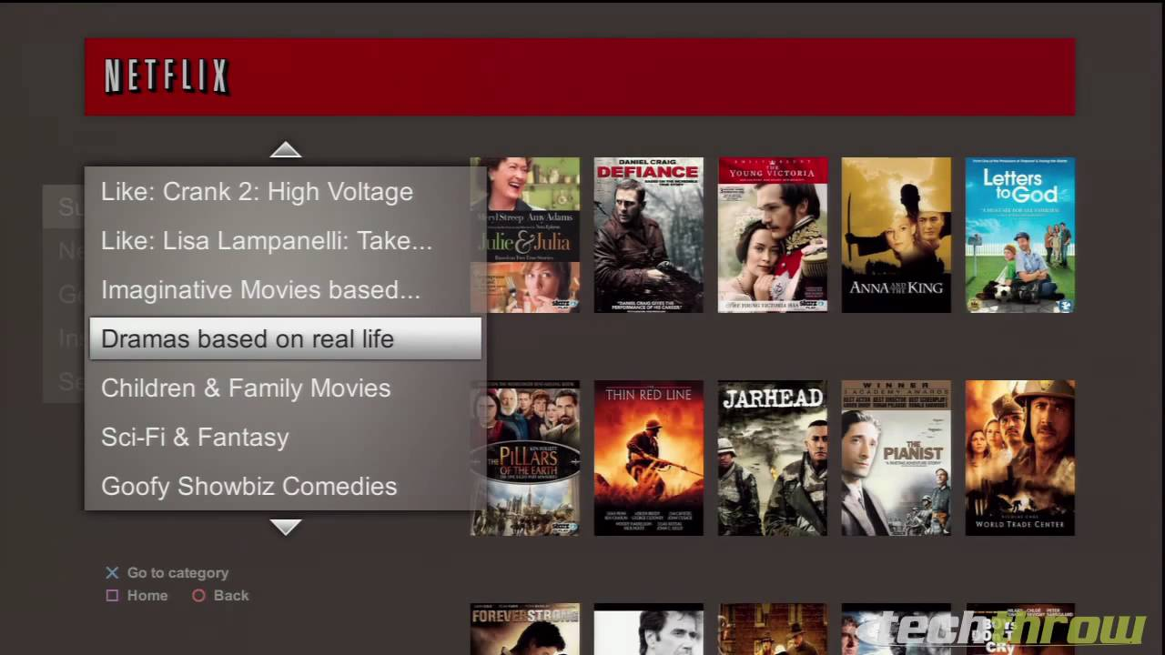 How to install netflix on ps3 without updating