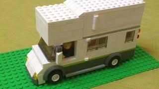 Como montar um Trailer de Lego