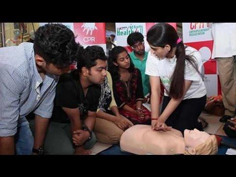 NDTV-Fortis Health4U: Learn Cardiopulmonary Resuscitation (CPR), Save a life