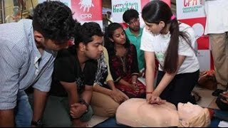 NDTV-Fortis Health4U: Learn Cardiopulmonary Resuscitation (CPR), Save a life