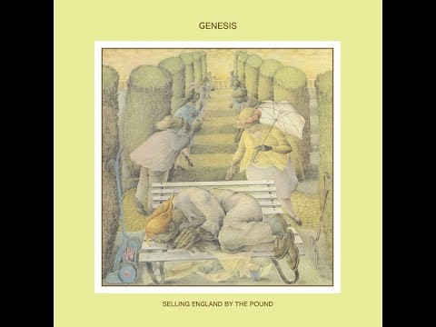 The Cinema Show - Genesis with  Lyrics mp3