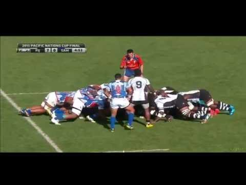 Fiji vs Samoa Pacific Nations Cup Final 2015