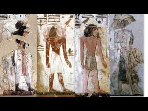 Races of ancient Egypt, Nubians, Libyans, Asiatics, Egyptians, Kemet, the DEBATE is OVER.