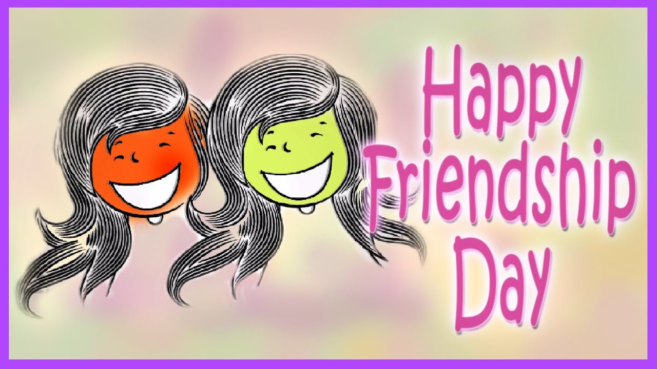 Animated friendship day greetings videoscards 2017 youtube animated friendship day greetings videoscards 2017 kristyandbryce Images