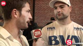 "UFC 139 Mauricio Shogun Rua Interview ""I want to fight Dan Henderson because he is a legend"""
