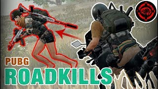 Trolling PUBG in Cars (Roadkills, Drive-Bys and General Vehicular Chaos)