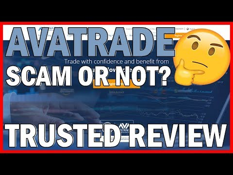 AvaTrade SCAM Or NOT? ▶ Trusted Forex Broker Review 2020