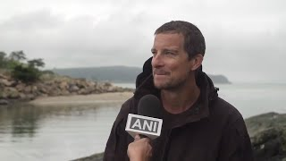'Both Obama and PM Modi had same purpose on Man vs Wild trip': Bear Grylls