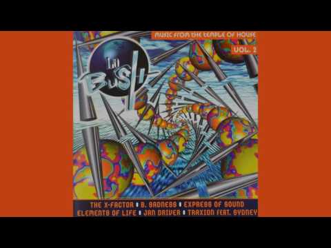 La Bush 02    Music From The Temple Of House    Full Mix  DJ Georges