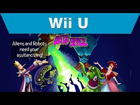 Wii U - A World of Keflings Launch trailer