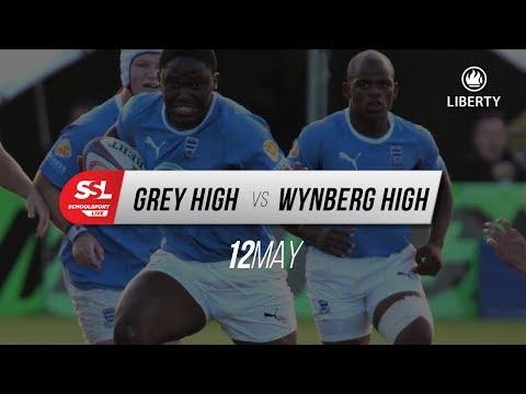 Grey High 1st XV vs Wynberg Boys High 1st XV, 12 May 2018