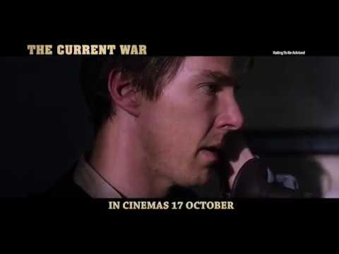 THE CURRENT WAR - In Cinemas 17 Oct