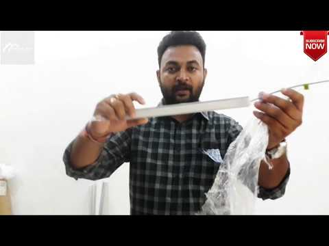 Led Aluminium Profile Review Video In Hindi | Interior Design