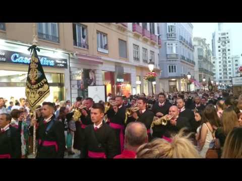 Bct Cautivo (Málaga) marcha 75 años de fe