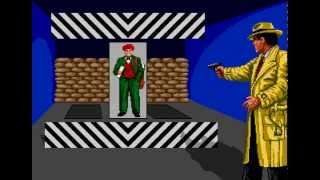 Mega Drive Longplay [345] Dick Tracy