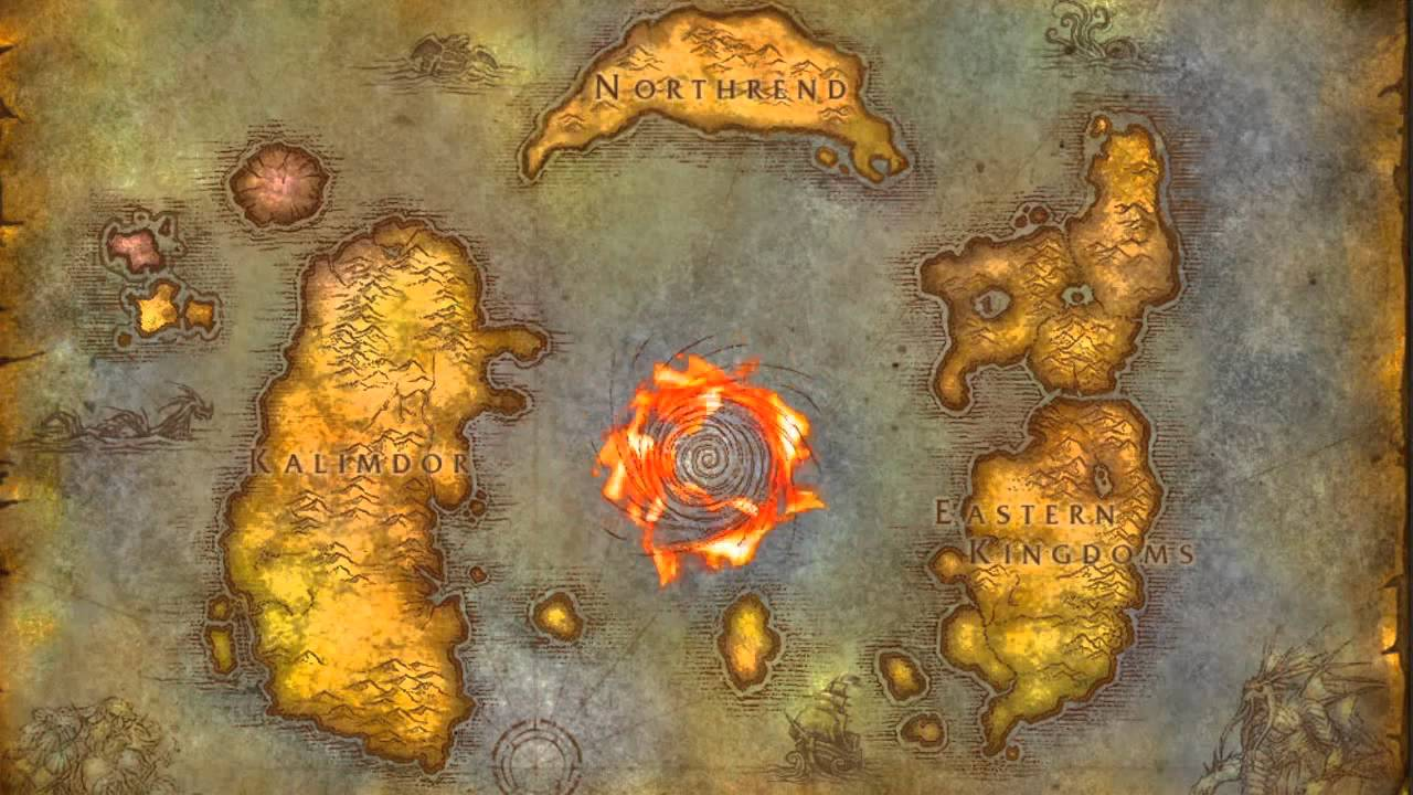 Cataclysm azeroth world map start here youtube gumiabroncs Images