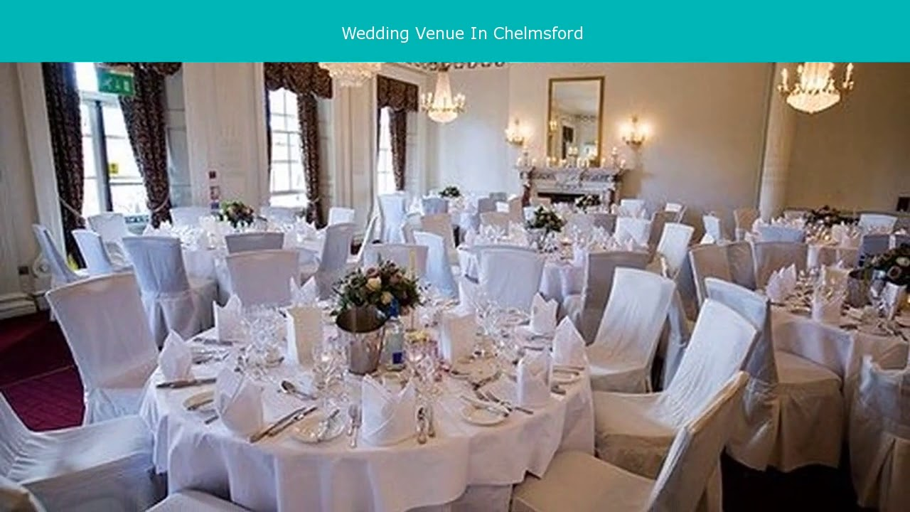 Wedding Venue In Chelmsford